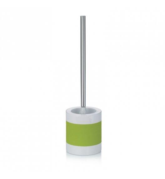 KELA Ceramiczny zestaw do WC LALETTA zielony / FreeForm