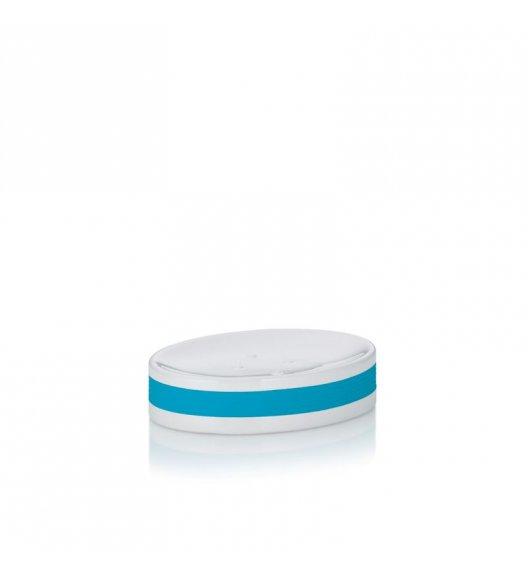 KELA Ceramiczna mydelniczka LALETTA turkusowa / FreeForm