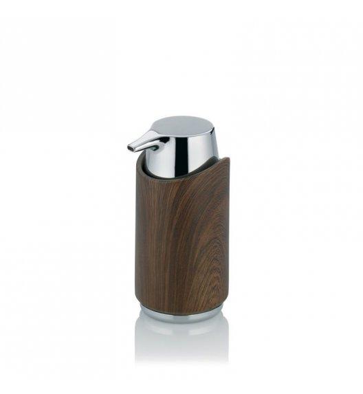 KELA Dozownik na mydło w płynie FILLIS imitacja drewna / FreeForm