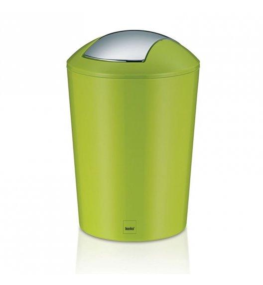 KELA Łazienkowy kosz na śmieci MARTA zielony 5,0 l / FreeForm