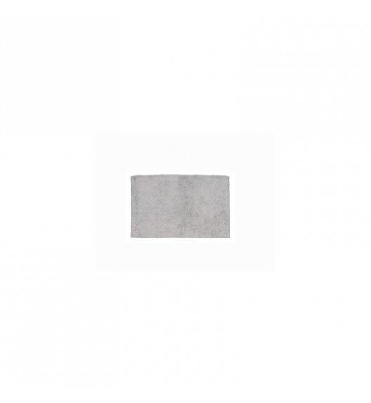 KELA Bawełniana mata łazienkowa LADESSA UNI jasnoszara 65 × 55 cm / FreeForm