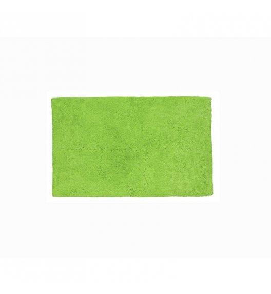 KELA Bawełniana mata łazienkowa LADESSA UNI zielona 65 × 55 cm / FreeForm