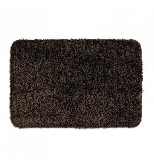 KELA Mata łazienkowa LIVANA brązowa 65 × 55 cm / FreeForm