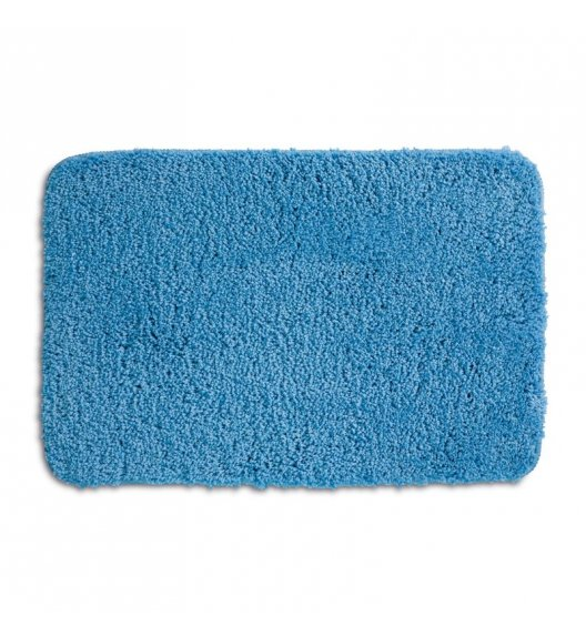 KELA Mata łazienkowa LIVANA jasnoniebieska 65 × 55 cm / FreeForm