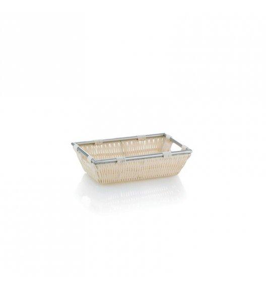 KELA Koszyk łazienkowy NOBLESSE kremowy 26 x 16 x 7 cm / FreeForm