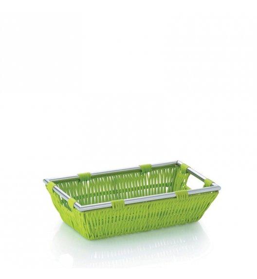 KELA Koszyk łazienkowy NOBLESSE zielony 26 x 16 x 7 cm / FreeForm
