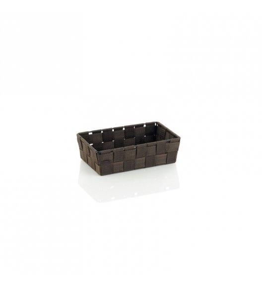 KELA Koszyk łazienkowy ALVARO brązowy 23 x 15 x 6 cm / FreeForm