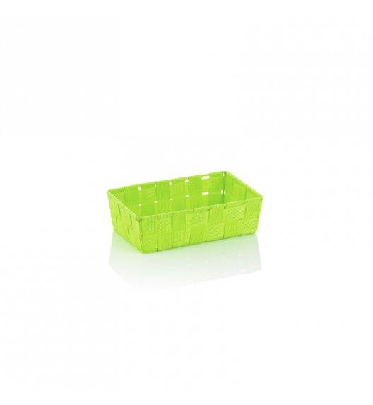 KELA Koszyk łazienkowy ALVARO zielony 23 x 15 x 6 cm / FreeForm