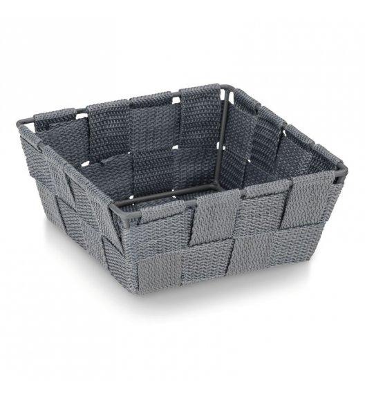 KELA Koszyk łazienkowy ALVARO szary 14 x 14 x 6 cm / FreeForm