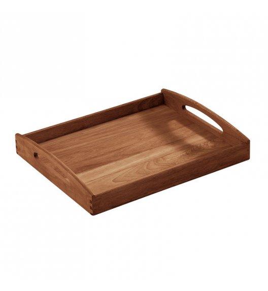 ZASSENHAUS Taca do serwowania z drewna akacjowego 44 × 36 / FreeForm