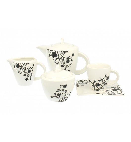 Duo PORTO Komplet kawowy 15 el / 6 osób / porcelana