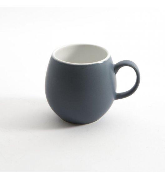 LONDON POTTERY Kubek ceramiczny do herbaty PEEBLE 0,4 l niebieski / FreeForm