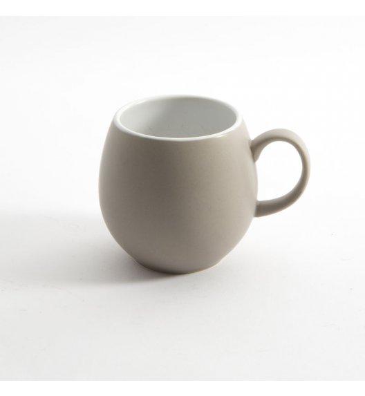 LONDON POTTERY Kubek ceramiczny do herbaty PEEBLE 0,4 l beżowy / FreeForm