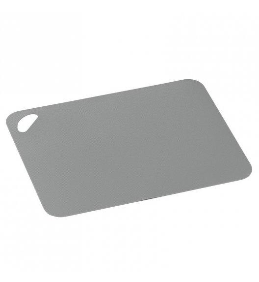 ZASSENHAUS Elastyczna deska do krojenia 38 x 29 cm, szara / FreeForm