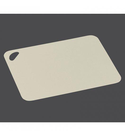 ZASSENHAUS Elastyczna deska do krojenia 38 x 29 cm, kremowa / FreeForm