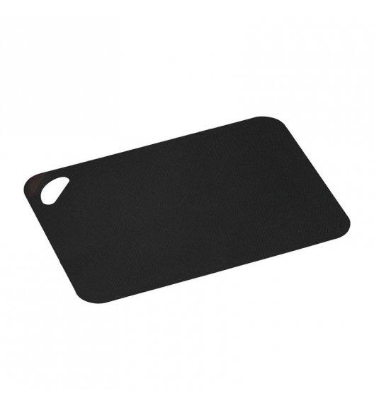 ZASSENHAUS Zestaw 2 elastycznych mat do krojenia 34 x 24 cm, czarne / FreeForm