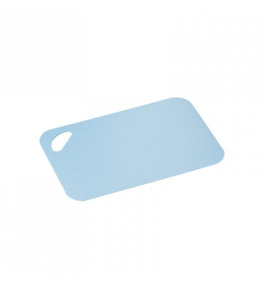 ZASSENHAUS Zestaw 2 elastycznych mat do krojenia 29 x 19 cm, błękitne / FreeForm