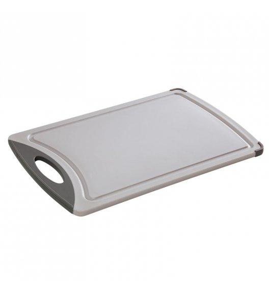 ZASSENHAUS Deska do krojenia 38 x 25 cm, szara / FreeForm