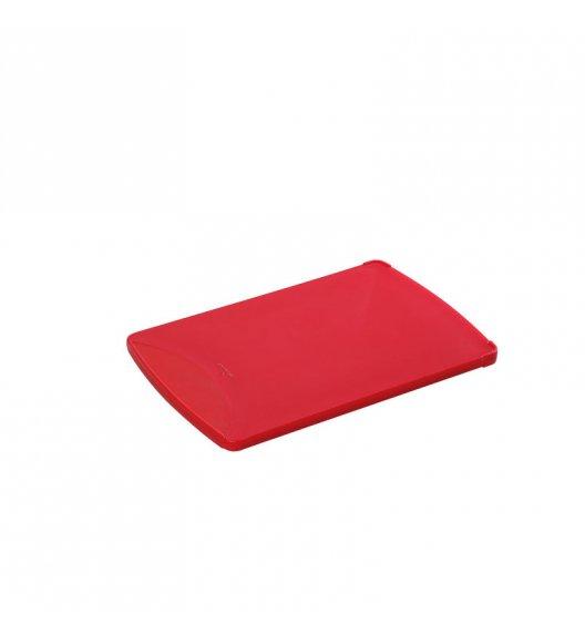 ZASSENHAUS Deska do krojenia 25 x 16 cm, czerwona / FreeForm