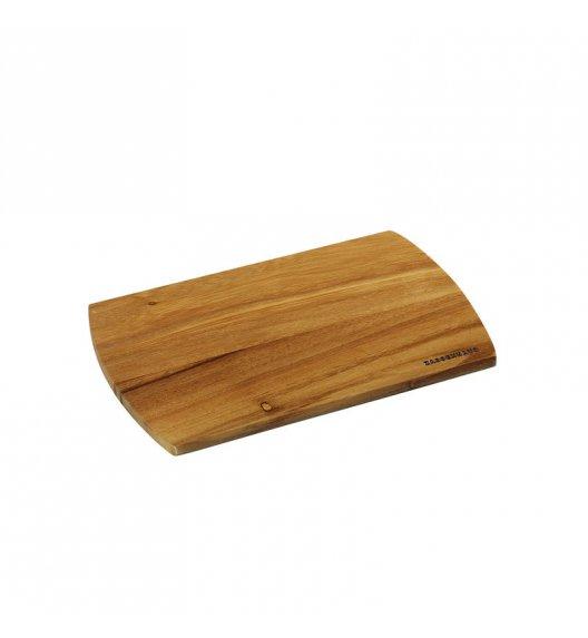 ZASSENHAUS Deska do krojenia z drewna akacjowego 26 × 17 × 1 cm / FreeForm