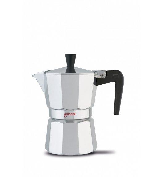 GIANNINI NINA Kawiarka aluminiowa do espresso 150 ml (3 TZ) / scapol