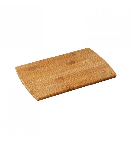 ZASSENHAUS Zestaw 2 desek do krojenia z drewna bambusowego 26 × 17 cm / FreeForm