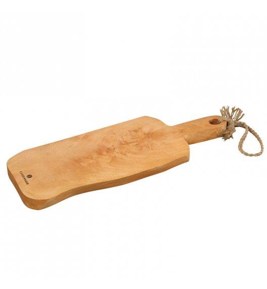 ZASSENHAUS Deska do krojenia z rączką, drewno mango 40 x 15 cm / FreeForm