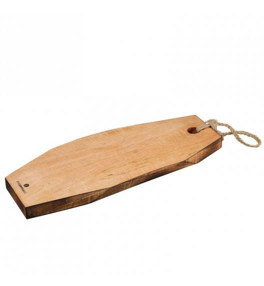 ZASSENHAUS Deska do ryb, drewno mango 40 x 16 cm / FreeForm