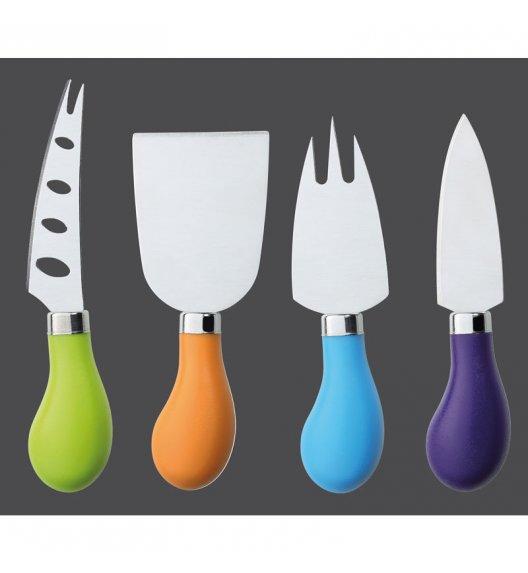 ZASSENHAUS Zestaw noży do serów EASY CUT / FreeForm