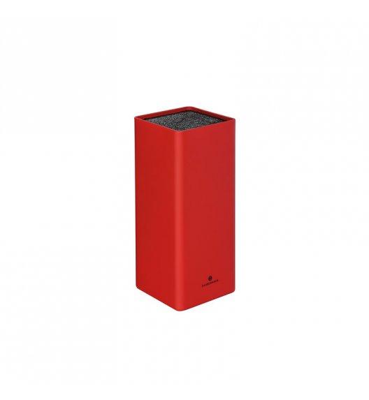 ZASSENHAUS Uniwersalny blok na noże 9 x 9 cm, czerwony / FreeForm
