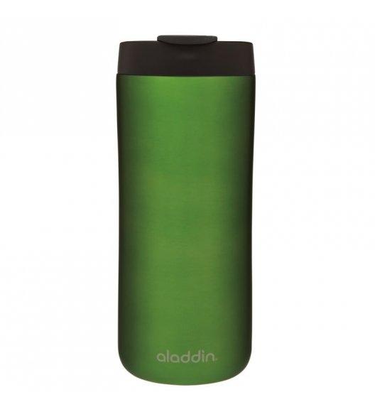 ALADDIN Kubek termiczny stalowy HOT & COLD 0,35 l zielony / FreeForm