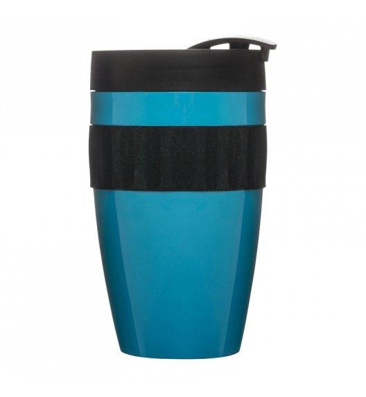 SAGAFORM Kubek termiczny CAFE turkusowo-czarny, 0,4 l / FreeForm