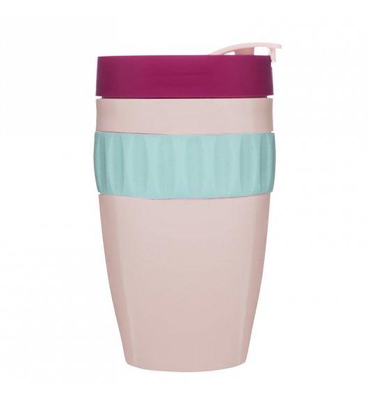 SAGAFORM Kubek termiczny CAFE różowo-błękitny, 0,4 l / FreeForm