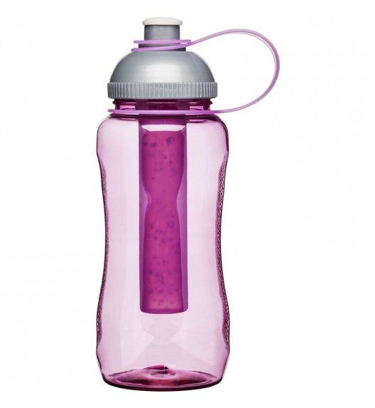 SAGAFORM Butelka z wkładem chłodzącym FRESH 0,52 l / różowa / FreeForm