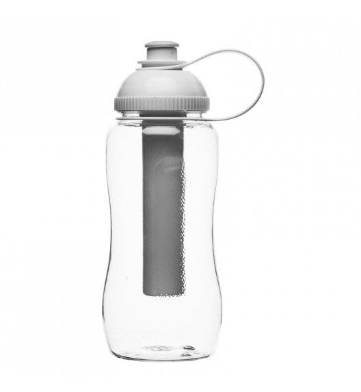 SAGAFORM Butelka z wkładem chłodzącym FRESH 0,52 l / przeźroczysta / FreeForm