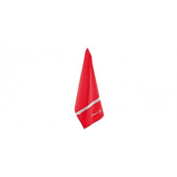 TESCOMA Ścierka kuchenna GrandCHEF czerwona, bawełna 100%