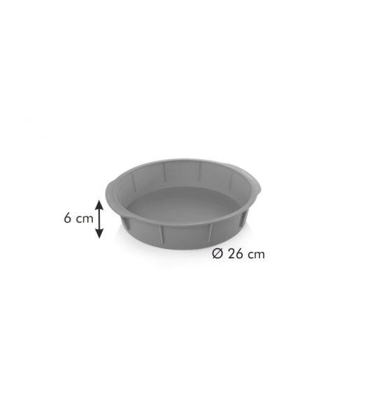 TESCOMA DELICIA SiliconPRIME forma na Tort ø 26 cm