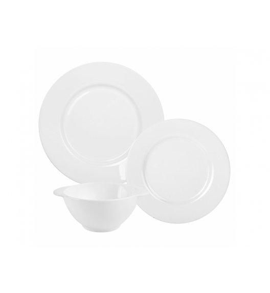 LUMINARC EVERY DAY Komplet obiadowy 18 el dla 6 os  / Wyprodukowane we Francji / Szkło hartowane / 10790