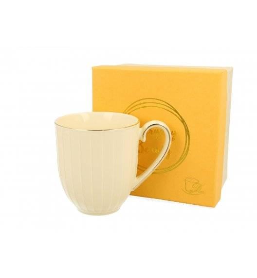 DUO EXCLUSIVE Kubek 400 ml NINA / Porcelana