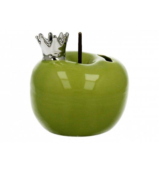 DUO Skarbonka JABŁKO GREEN / Ceramika wysokiej jakości
