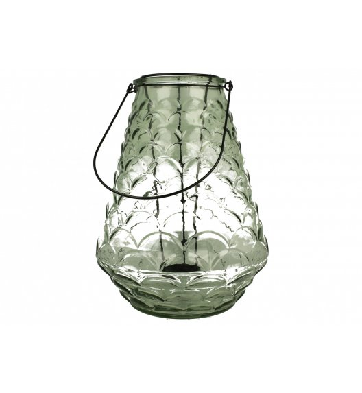 DUO LIVERPOOL GREEN Lampion 31 cm / Szkło