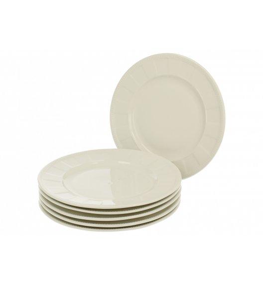 DUO CASSETTE Komplet talerzy deserowych 21,5 cm / 6 el / 6 os / porcelana