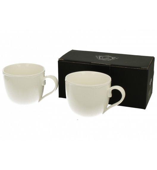DUO LUXURY Komplet 2 Kubków 250 ml / Porcelana wysokiej jakości