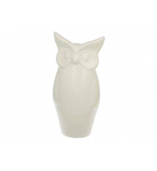 DUO Figurka SOWA / 23 cm / Porcelana