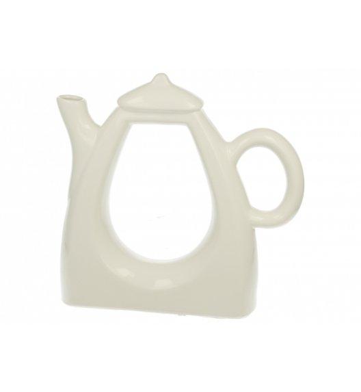 DUO Figurka CZAJNIK 2 / 25 cm / Porcelana