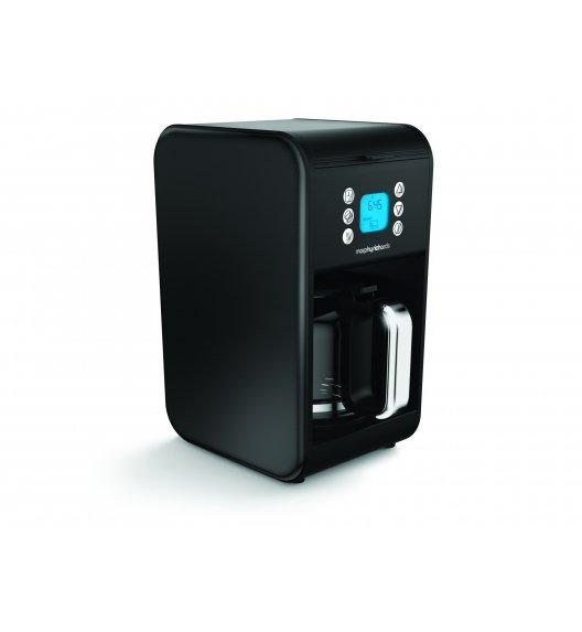 MORPHY RICHARDS ACCENTS Ekspres przelewowy do kawy czarny / Technologia Pour Oven / 162008