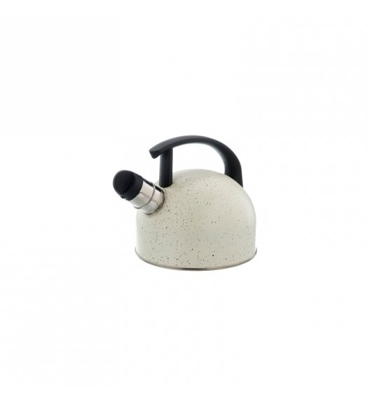 TADAR KACPER Czajnik ze stali nierdzewnej 1,5 L WANILIOWY MARMUREK / indukcja