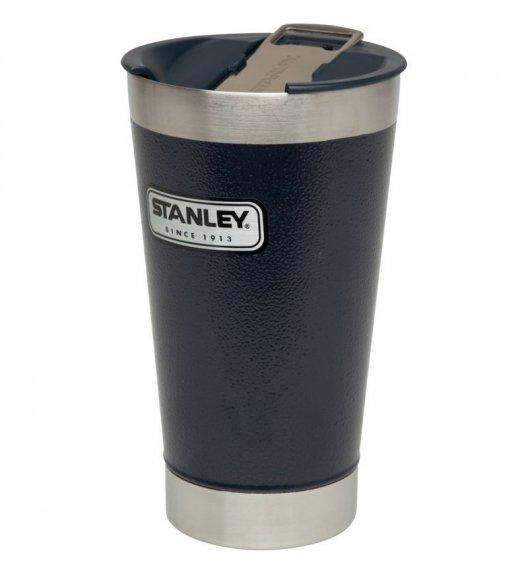 STANLEY Termiczny kubek z otwieraczem CLASSIC granatowy 0,47 l / FreeForm