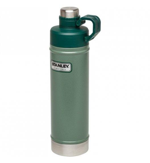 STANLEY Termiczna butelka turystyczna CLASSIC zielony 0,75 l / FreeForm