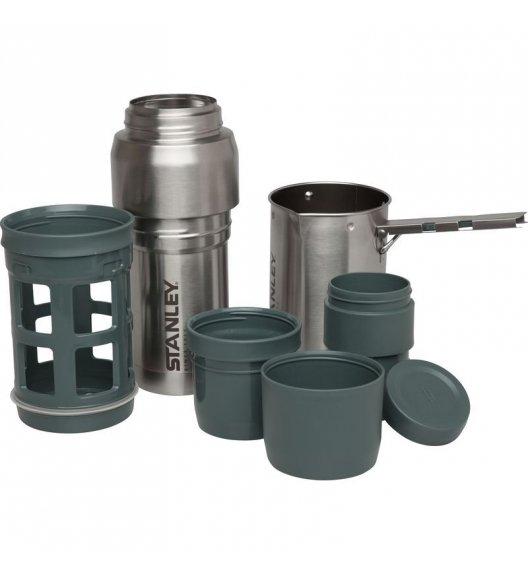 STANLEY Turystyczny zestaw do parzenia kawy 5 el. MOUNTAIN 0,5 l / FreeForm